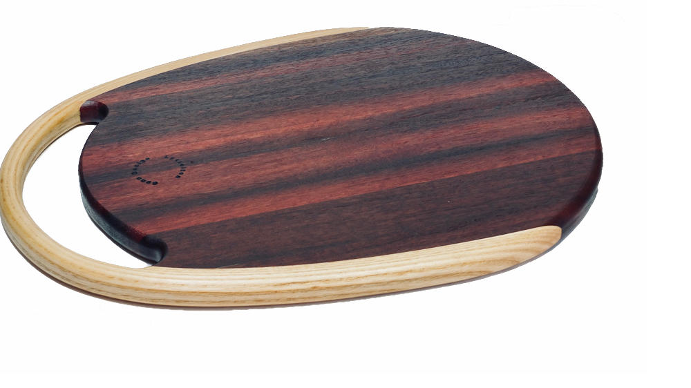 Jarrah serving board